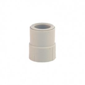 Перехідник PP-R 32x20 мм НВ сірий