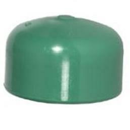 Заглушка PP-R 75 мм зеленая