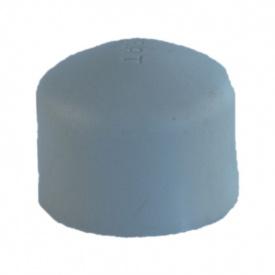 Заглушка PP-R 20 мм сіра