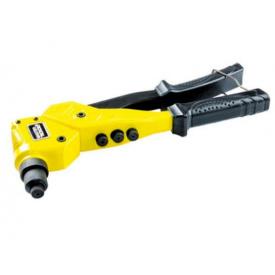 Пистолет для заклепок MasterTool ПРОФИ поворотный 290 мм (21-0702)
