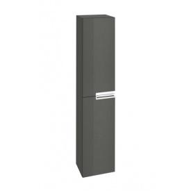 VICTORIA N пенал высокий серый антрацит Roca A856660153