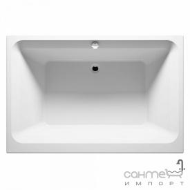 Прямоугольная акриловая ванна 180x120 Devit Iven 18012141