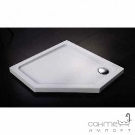 Пентагональный душевой поддон Devit Comfort 100x100x5.5 FTR0223