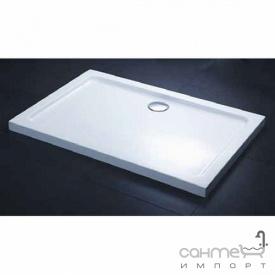 Прямоугольный душевой поддон Devit Comfort 120x80x5.5 FTR2323 с сифоном
