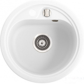 Кухонная мойка Fancy Marble Nevada белый (104040001)