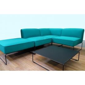 Модульный диван и столик для улицы CRUZO Диас Зеленый (d0006)