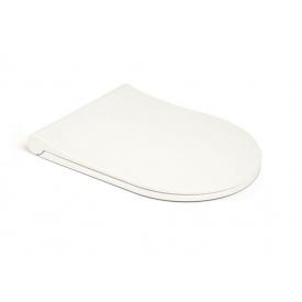 Сиденье для унитаза NKP Slim Elegance с крышкой и функцией микролифта (4066)