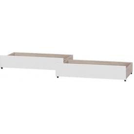 Ящик выдвижной для Кровать Эверест Соната-800 (к-кт) сонома + белый