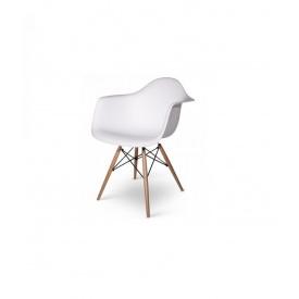 Кресло SDM Тауэр Вуд Белый (hub_JGHF11525)