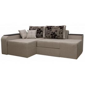 Угловой диван Garnitur.plus Прадо Светло-серый 240 см