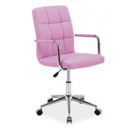 Кресло Signal Q-022 Розовый (OBRQ022R)