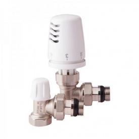 Угловой термокомплект Icma Kit G 1100+774-940+805-940 1/2 с антипротечкой