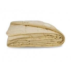 Легкое одеяло Шерсть Leleka-Textile Полуторный 140х205 Барашики