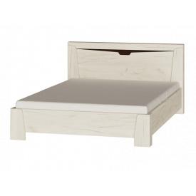 Кровать двуспальная Эверест Либерти-1600 Крафт белый