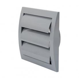 Вентиляционная нерегулируемая решетка Europlast ND12ZP