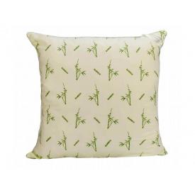 Подушка Бамбук Leleka-Textile 70x70 см Светло-зеленый (1005593)