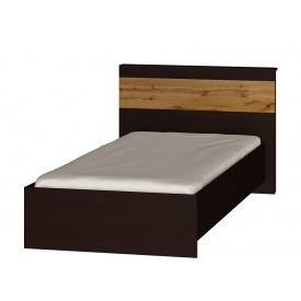 Односпальная кровать Эверест Соната-900 венге + аппалачи