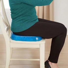 Ортопедическая подушка на стул Supretto (5928)