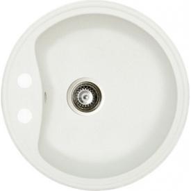 Кухонная мойка Fancy Marble Texas белый (101050001)