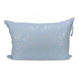 Подушка Leleka-Textile Лебяжий Пух 50x70 Чехол Голубые Цветочки