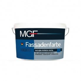 Краска фасадная латексная MGF Fassadenfarbe M 90 7 кг