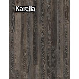 Однополосная паркетная доска Karelia ДУБ STORY 138 COUNTRY VISION