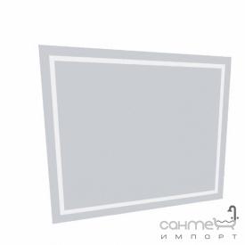 Зеркало с LED подсветкой Radaway D2207-10080