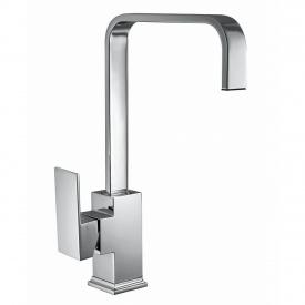 Смеситель для кухни Imprese Elanta однорычажный 35 мм Хром 55450