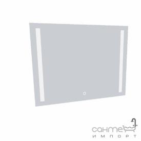 Зеркало с LED подсветкой Radaway D2205-6080