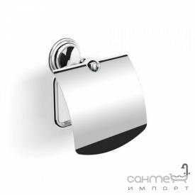 Держатель для туалетной бумаги с крышкой Langberger Classic 2122241A