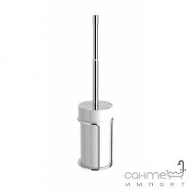 Ёршик для унитаза напольный, металл+керамика Langberger Unique 2110927A