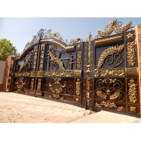 Ворота ковані ПП Брама Аліса