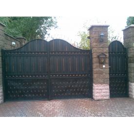 Ворота ковані ПП Брама Ранджа