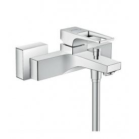 Metropol Смеситель для ванны однорычажный с петлеобразной ручкой хром HANSGROHE 74540000