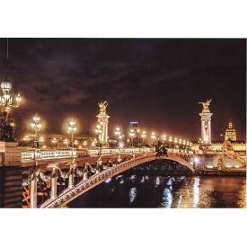 Фотообои Престиж Ночной мост №3