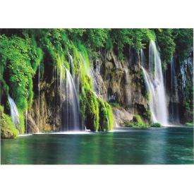Фотообои Престиж Весенний водопад №18