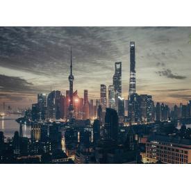 Фотообои Престиж Шанхай №51
