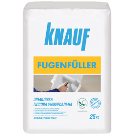Шпаклевка для швов Фюгенфюллер Knauf 25кг