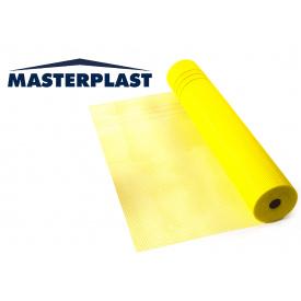 Стеклосетка штукатурная МАСТЕРНЕТ MASTERNET 145 (50м2/рул ) желтый