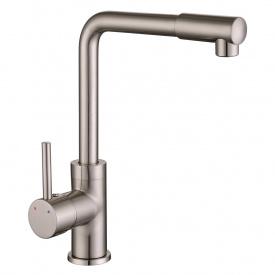 LOTTA смеситель для кухни высокий нос сатин 35 мм IMPRESE 55400