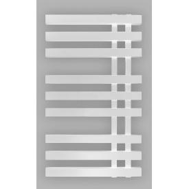 Полотенцесушитель водяной лесенка Genesis Aqua Magnum 120x53 см Белый