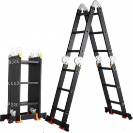 Лестница-трансформер GTM KMP405A 1,45-5,75 м (39138)