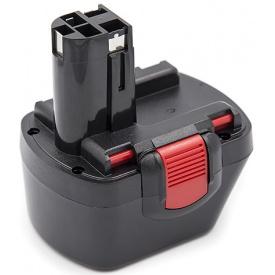 Аккумулятор PowerPlant для шуруповертов и электроинструментов BOSCH 12 V, 4 Ah, BAT043 (TB920686)