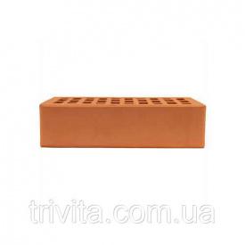 Кирпич рядовой СБК желтый-персиковый М150 2 сорт, отбраковка лицевого