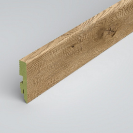 Плинтус напольный Classen Green Prestige 80 MDF L3987 Athabasca Oak