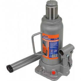 Домкрат гидравлический бутылочный Miol 8 т, 230-457 мм (80-040)