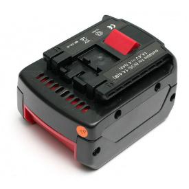 Аккумулятор PowerPlant для шуруповертов и электроинструментов BOSCH GD-BOS-18(B), 18 V, 4 Ah, Li-Ion (DV00PT0004)