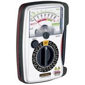 Компактный аналоговый мультиметр Laserliner MultiMeter-Home (083.030A)