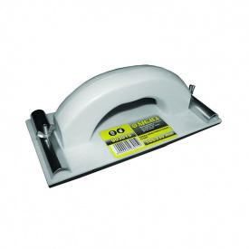 Блок шлифовальный (пластиковая ручка) Sigma 105х230мм (9110031)