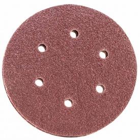 ШЛИФОВАЛЬНЫЙ КРУГ 6 ОТВЕРСТИЙ диаметр150ММ P40 (10ШТ) SIGMA (9122231)